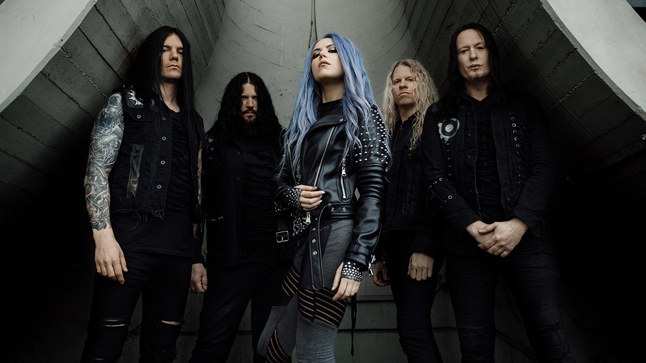 ARCH ENEMY - Concerts (1)