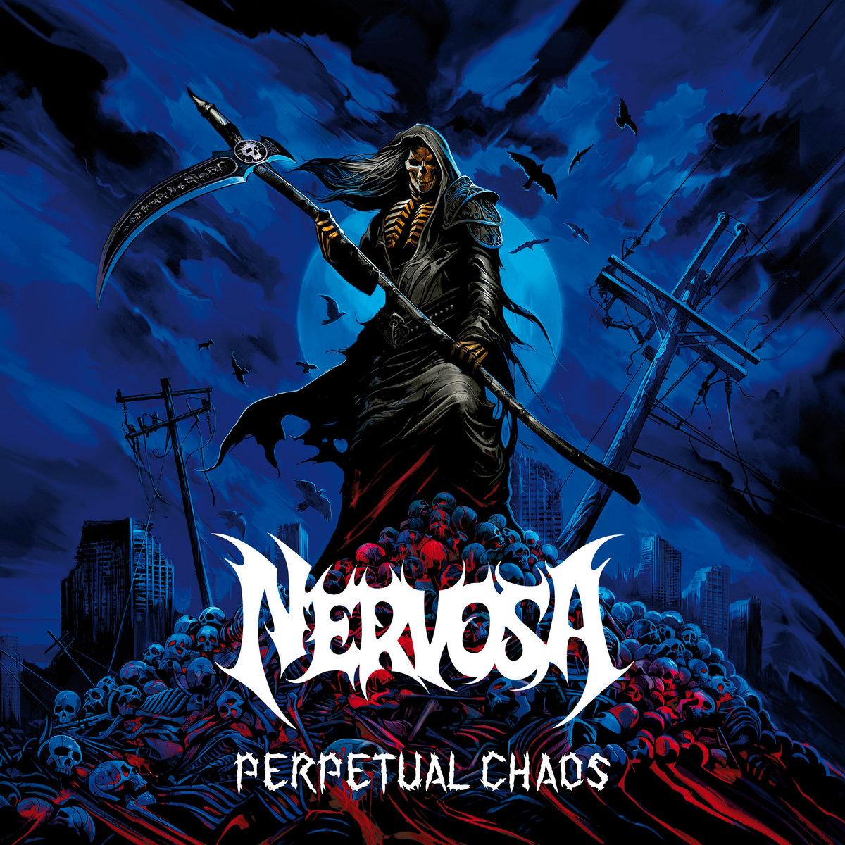 NERVOSA - Reviews (1)