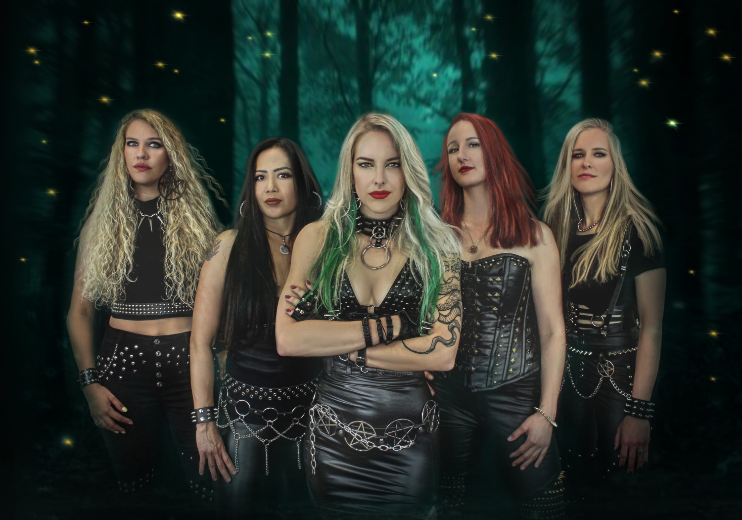 BURNING WITCHES - Concerts (1)