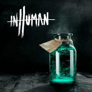 INHUMAN - Cover