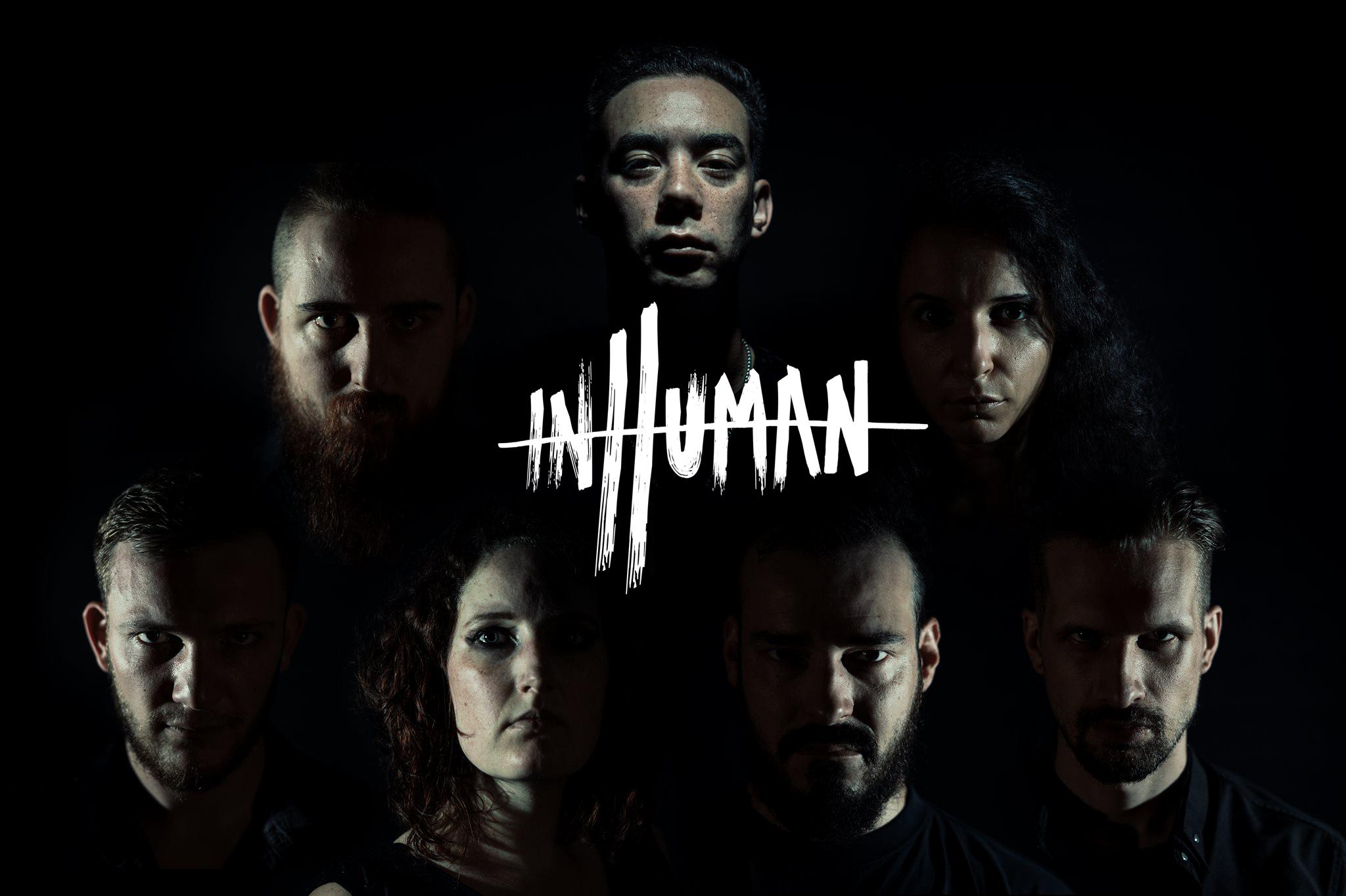 INHUMAN - Interviews (1def)