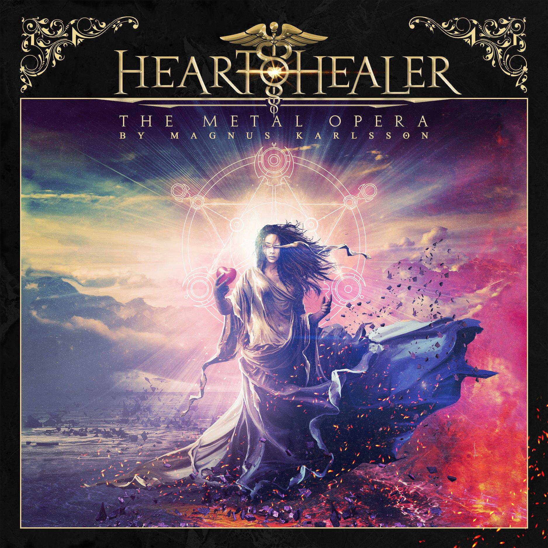 HEART HEALER - cover