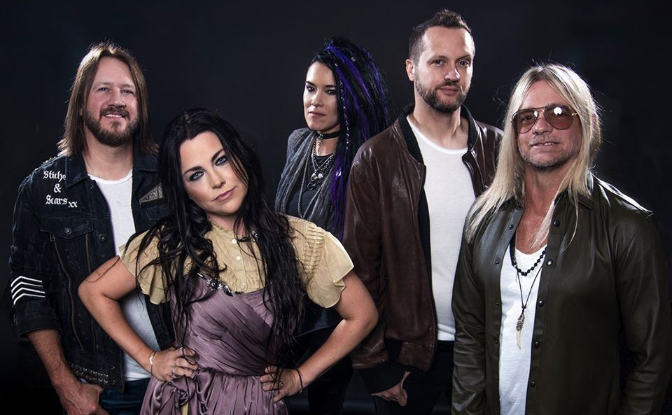 EVANESCENCE - Concerts (1)
