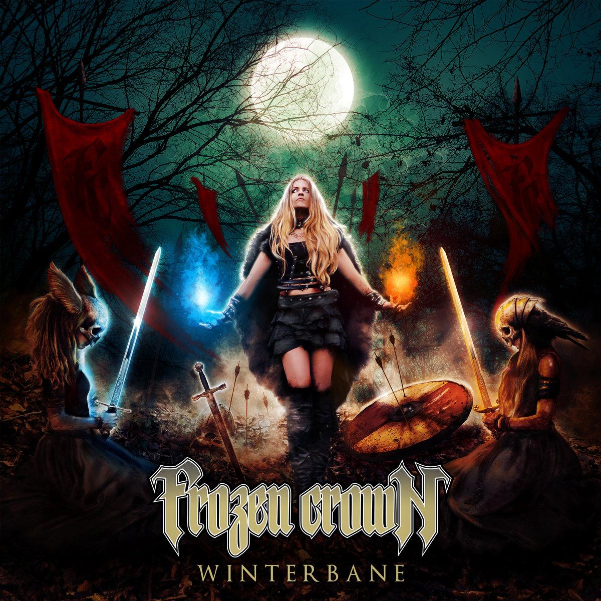 FROZEN CROWN - album