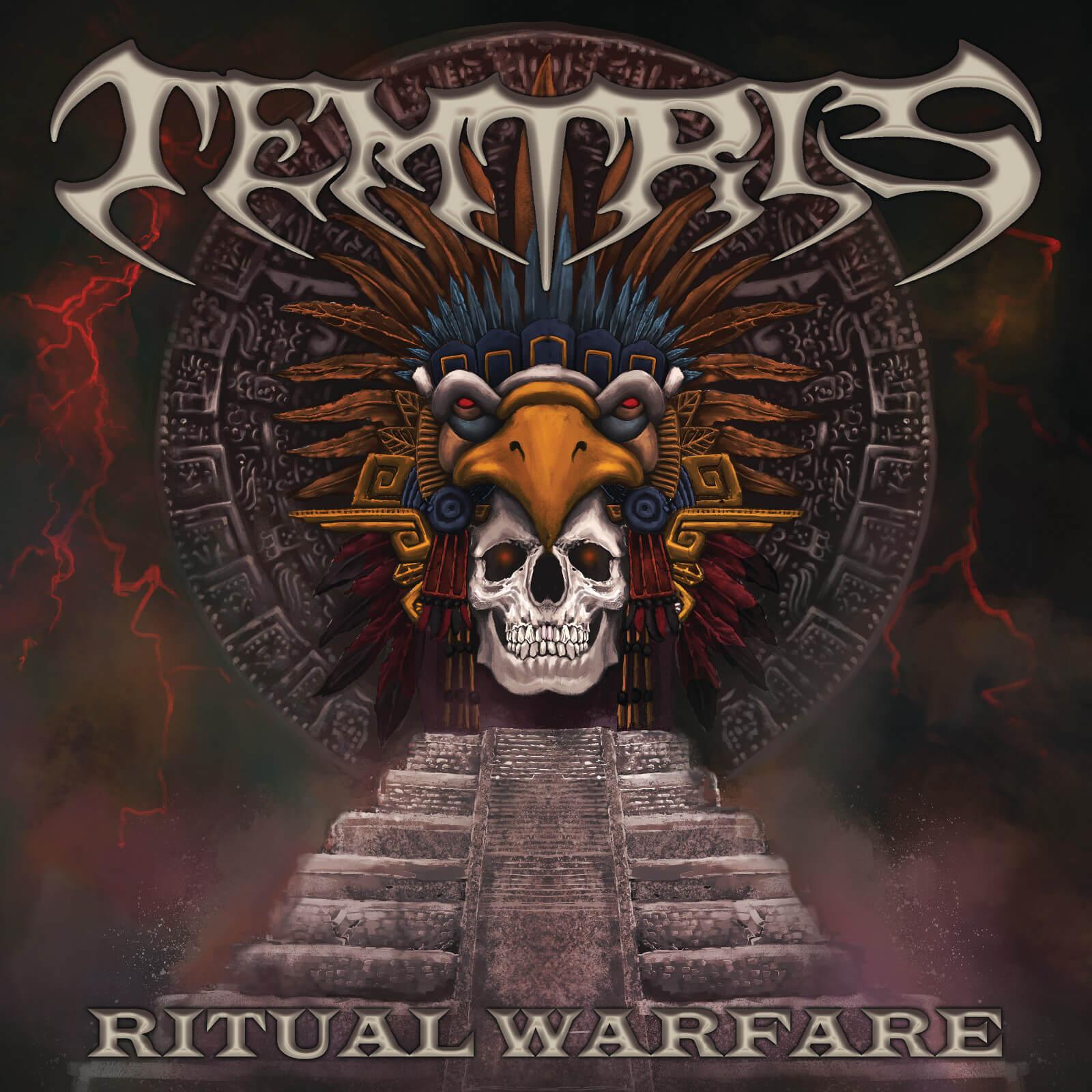 TEMTRIS - Ritual Warfare (album)