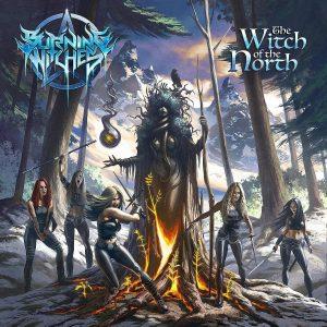 BURNING WITCHES - album