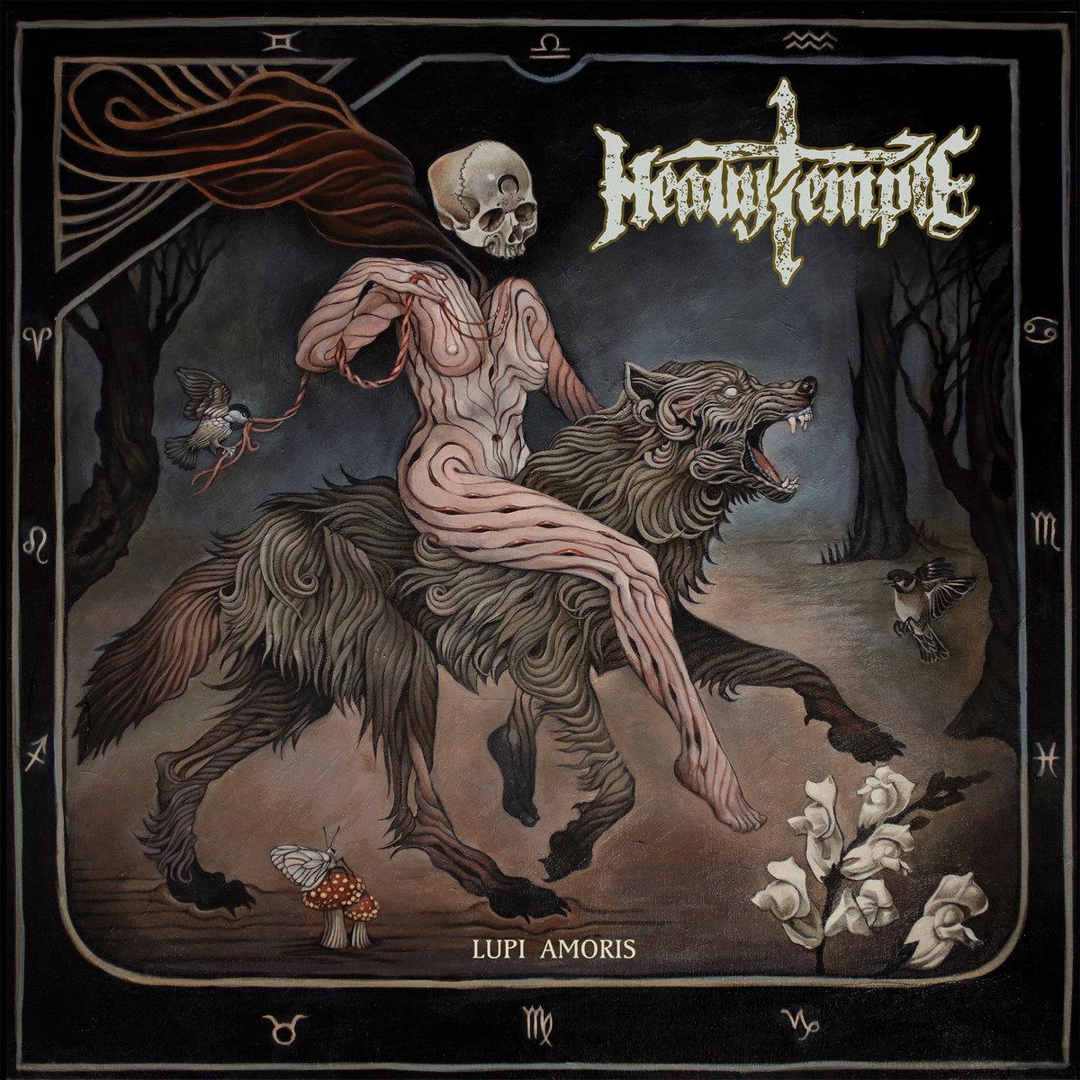 HEAVY TEMPLE - album