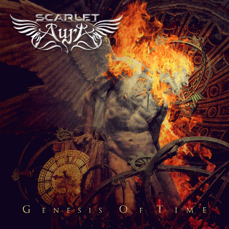 SCARLET AURA - album