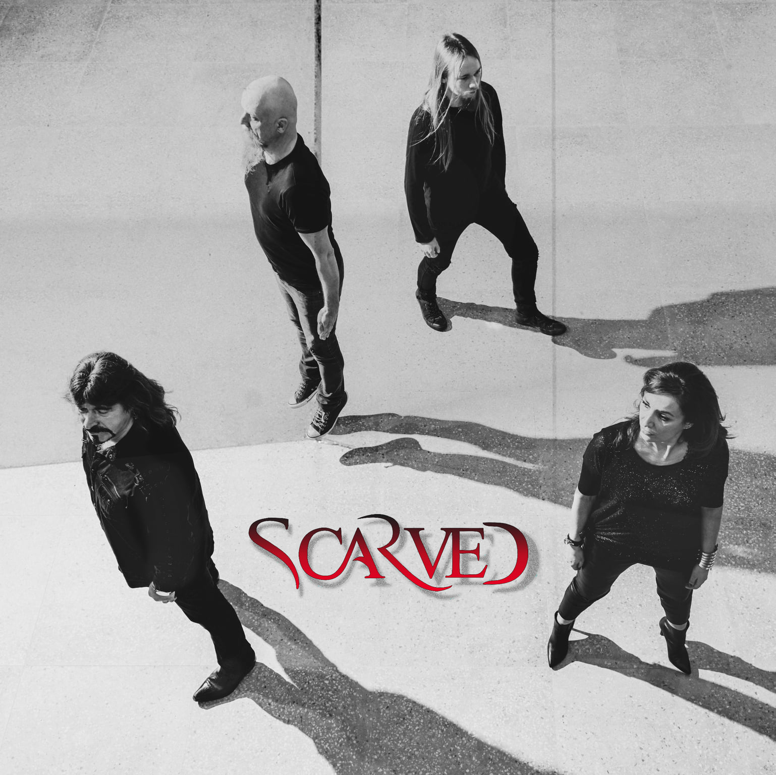 SCARVED - band