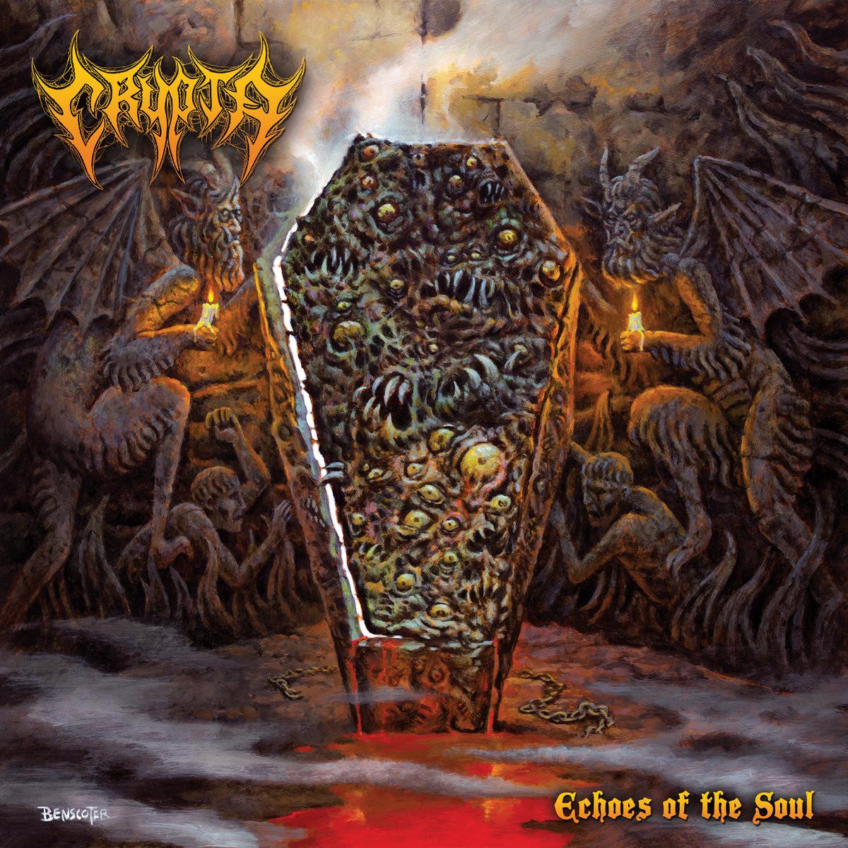 CRYPTA - album