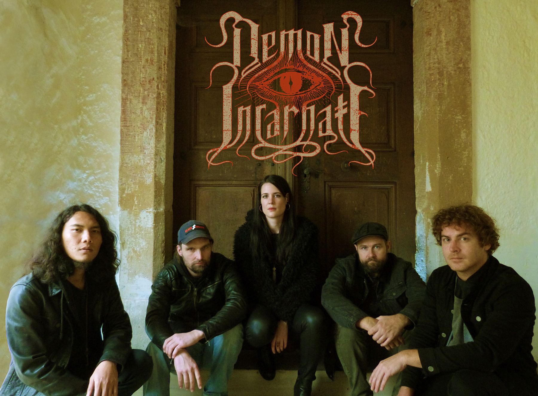 DEMON INCARNATE - Interviews (band&logo)