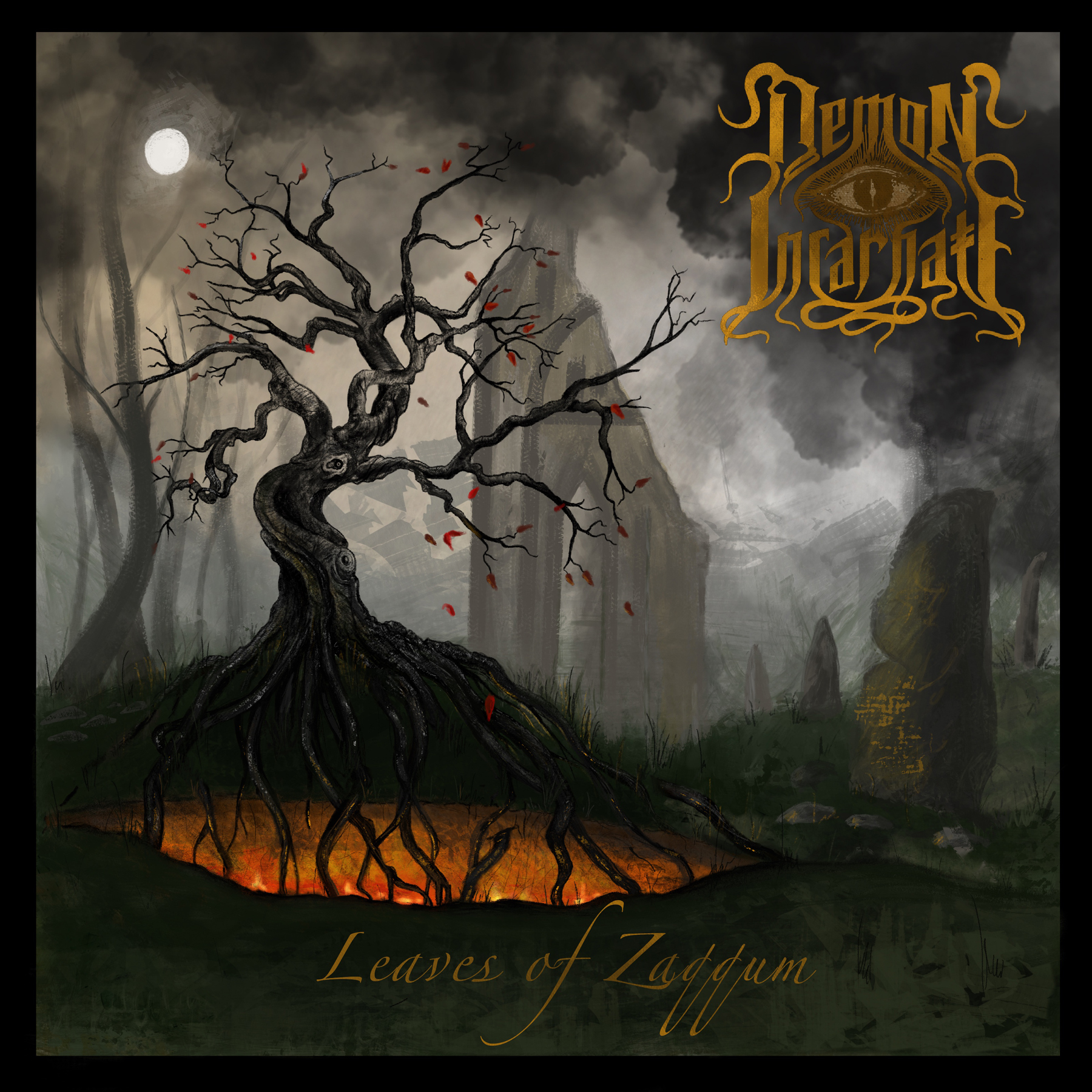 DEMON INCARNATE - album