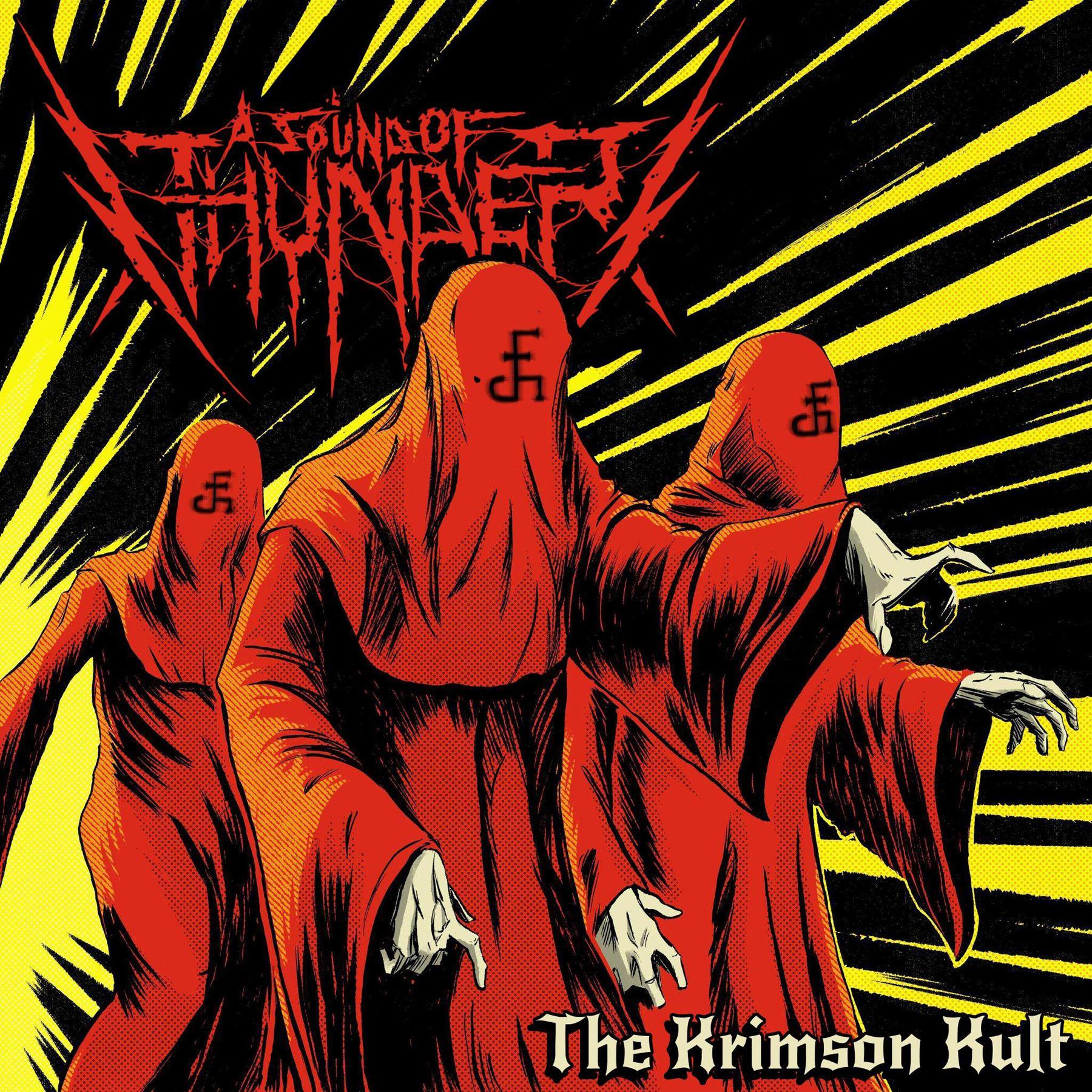 A SOUND OF THUNDER - album