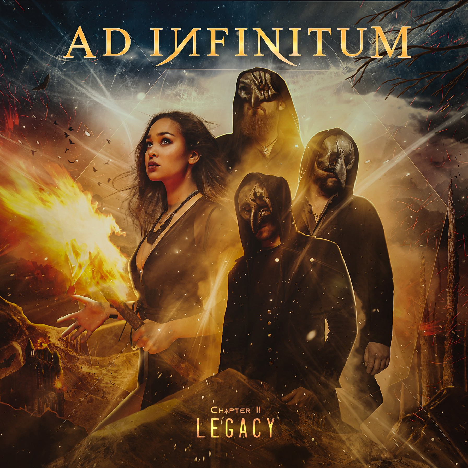 AD INFINITUM album