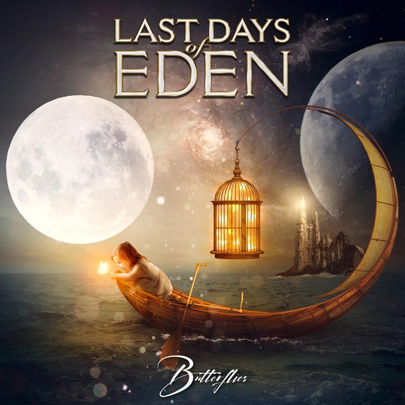 LAST DAYS OF EDEN - album