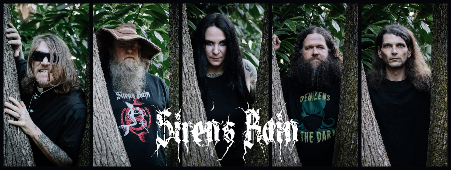 SIREN'S RAIN band