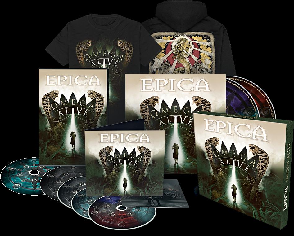 EPICA Omega Alive
