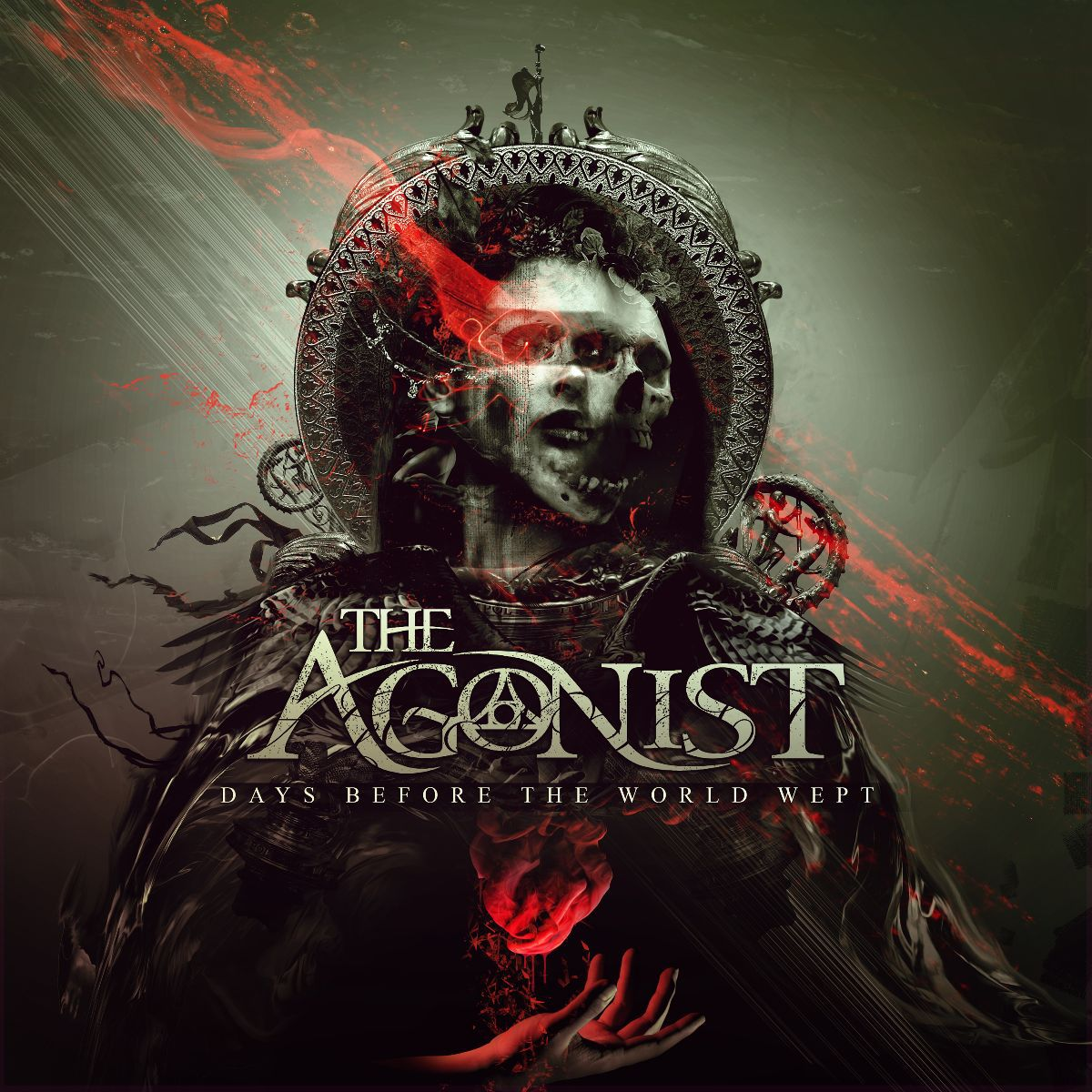 THE AGONIST EP